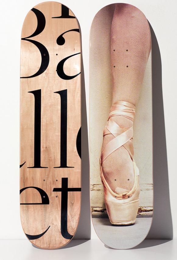 Skate ballet