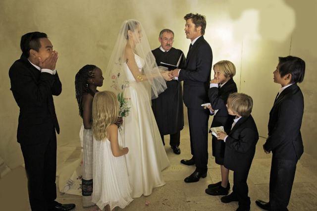 Casamento Jolie-Pitt