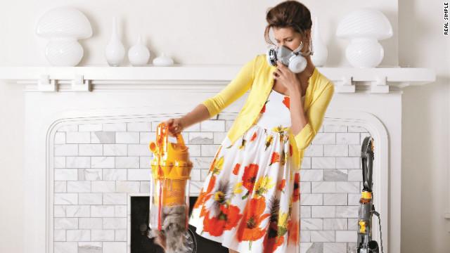 limpando a poeira
