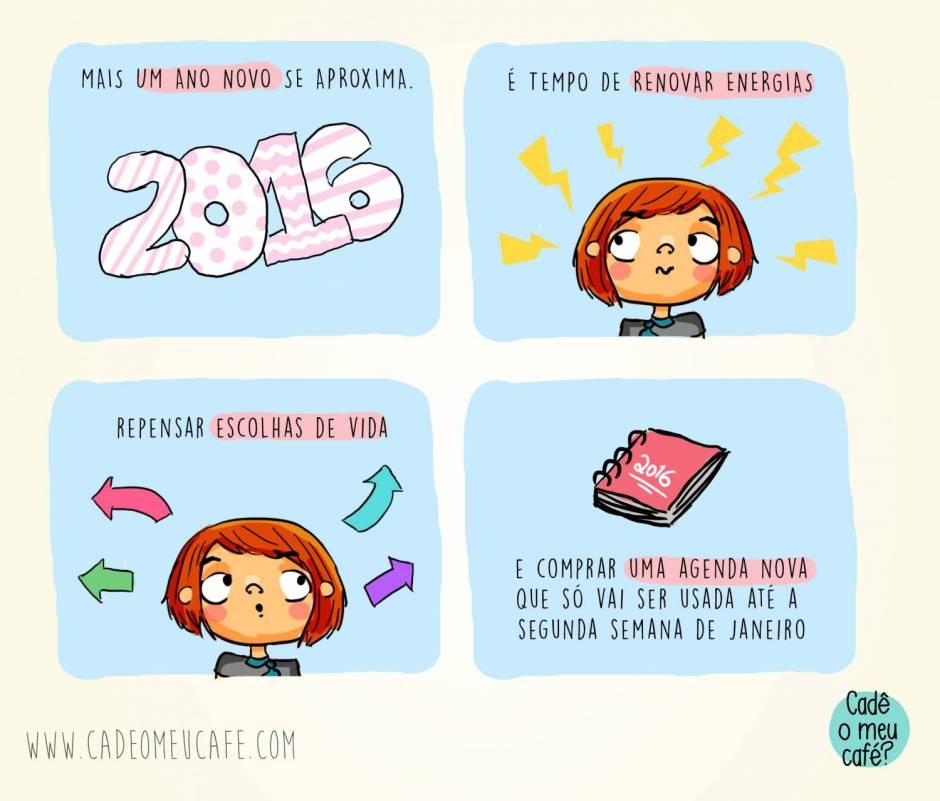 Agenda nova