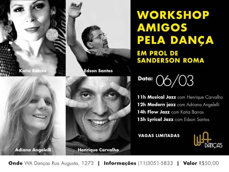 workshop Sanderson