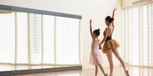 desabafo ballet